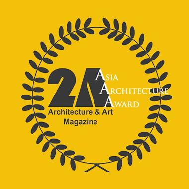 رتبه سوم جایزه معماری سال آسیا